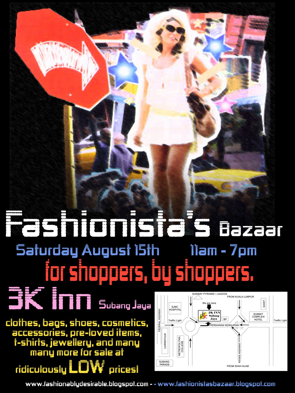 Fashionista's Bazaar
