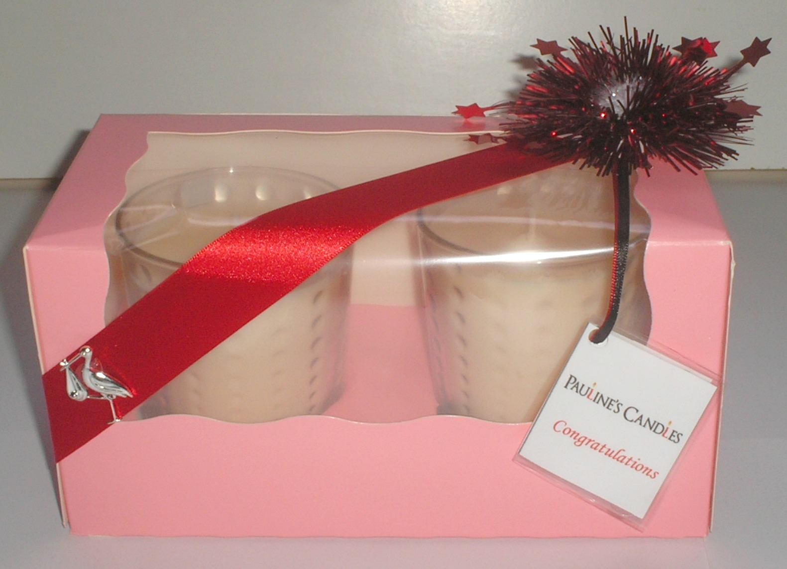 Pauline\'s Candles