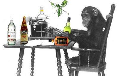 el mono borracho: