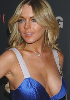 Lindsay Lohan is not Lesbian