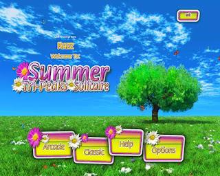 Summer Tri-Peaks Solitaire [FINAL]