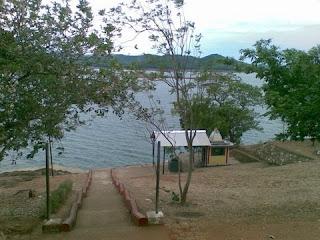 Bhadra river: Shimoga, Karnataka