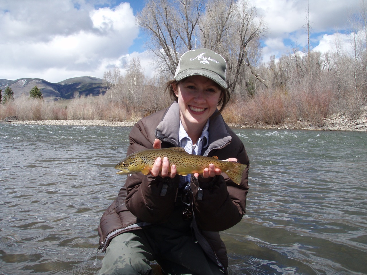 The fly fishing mind of jeff allen on the river east for Colorado river fly fishing