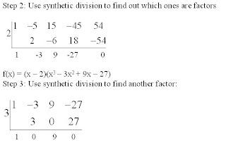 Complex Zeros And The Fundamental Theorem Of Algebra Worksheet ...