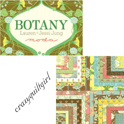 Moda BOTANY Fabric by Lauren & Jessi Jung