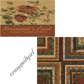 Moda SUMMER'S END Fabric by Kansas Troubles Quilters