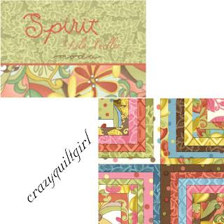 Moda SPIRIT Fabric by Lila Tueller