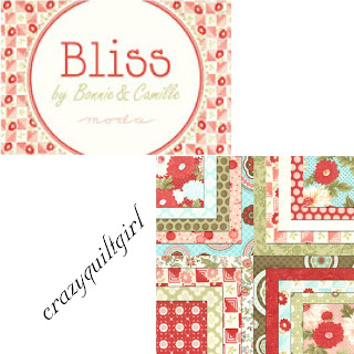 Moda BLISS Fabric by Bonnie & Camille