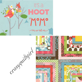 Moda IT'S A HOOT Fabric by Momo