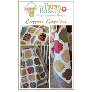 The Pattern Basket COTTON GARDEN Quilt Pattern