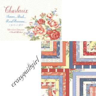 Moda CHARLEVOIX Fabric by Minick & Simpson