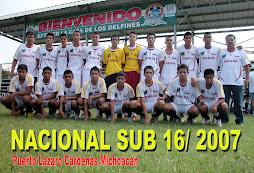 EL TORNEO NACIONAL SUB 16