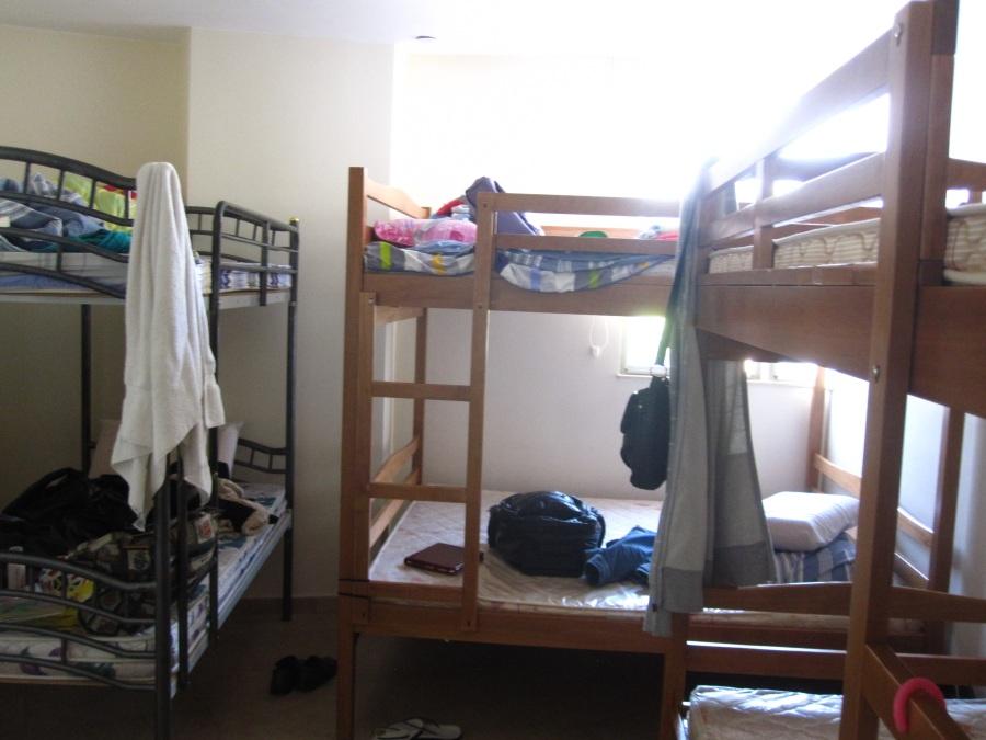 Pixaday Saturday Morning Dorm Room
