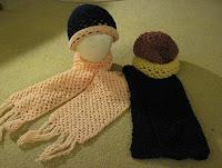 crocheting for the homeless