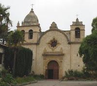 San Carlos Barromeo Mission