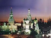 Russian Night Scene