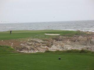 Peeble Beach Golf