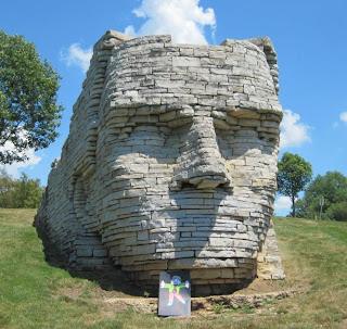 Limestone Leatherlips Memorial