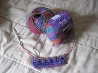 Taos yarn