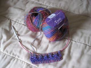 Taos yarn