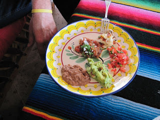 Mexican lunch