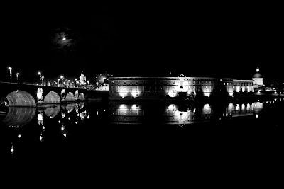 Toulouse au clair de lune
