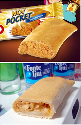 Hot Pocket Frango com Requeijão