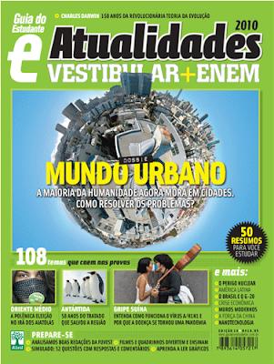 atualidades vestibular 2010 capa