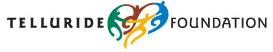 logomarca da telluride foundation