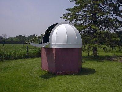 backyard observatory domes