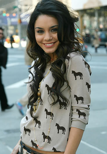 Check out Vanessa Anne Hudgens Hairstyle and Haircut and find out how to get