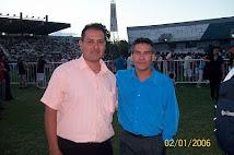 MARTÍN GONZALEZ Y EL CHUKY