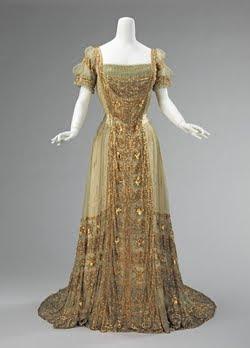 sort 1910 dress