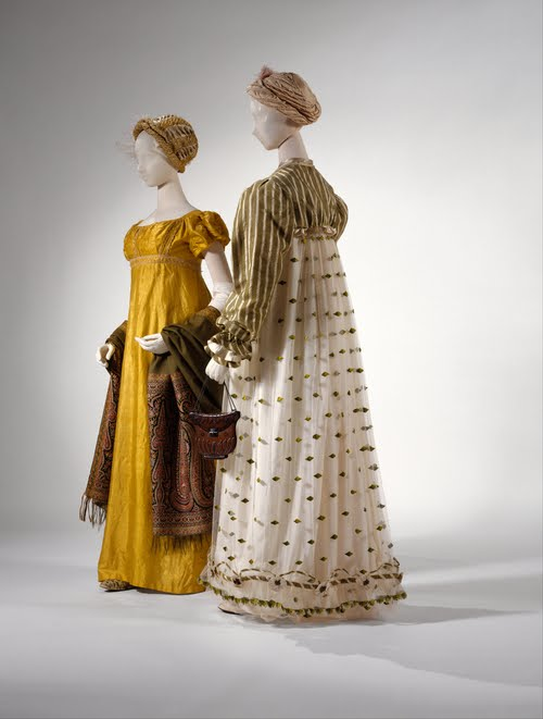 Experiments In Elegance Yellow Regency Dresses