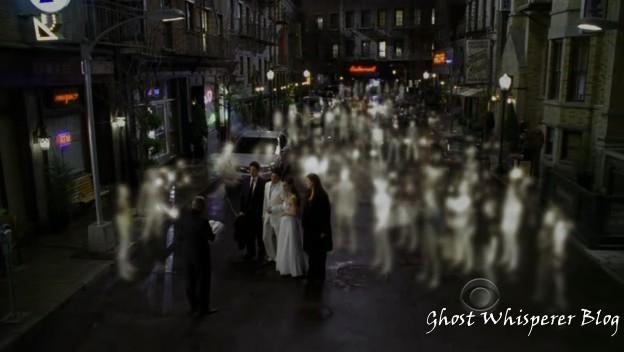 Ghost Whisperer, Entre Vidas, Em Contacto