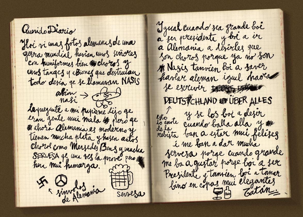 Querido Diario (desclasificado por Leo Ríos)