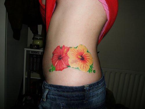 Hibiscus Flower Tattoo Designs Hibiscus Flower Tattoo Designs
