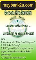 Yayasan Al Ijabah-Salurkan Sumbangan Anda di sini..