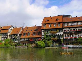 La pequeña Venecia de Bamberg