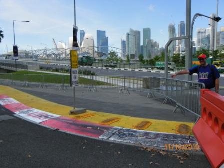 Formula 1 en Singapur