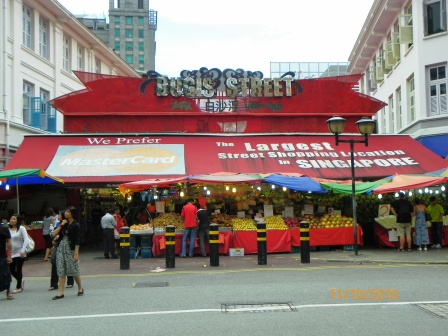 Bugis Street de Singapur