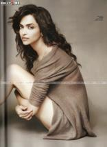 Deepika padukone features on MAxim