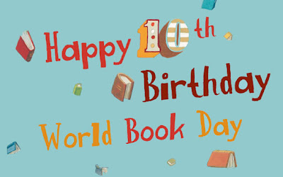 World Book Day - 10th Anniversary