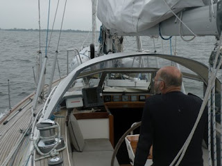 Captain Steve in the Chesapeake