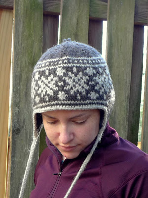 I used 100% wool yarn from Finland - it was gifted to me without a label f630622a1eb
