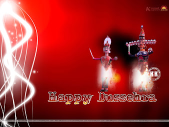 #12 Happy Dussehra Wallpaper