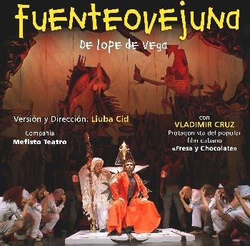 Un pueblo de leyenda fuenteovejuna se representa el mes for Teatro figaro adolfo marsillach