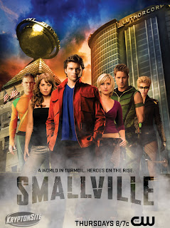 smallville temporada 8 poster Download Smallville Oitava Temporada Dublada (Dual audio)