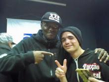 Rappin Hood e Renato Vital