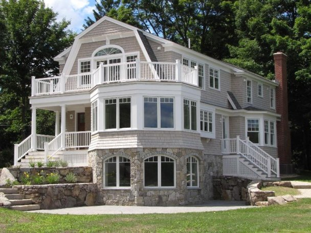 New england on pinterest new england style new england for New house styles pictures
